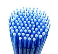100шт 0,25 переработке ресниц реализует накладные ресницы чистящие палку стеклоочистителя / век для снятия макияжа