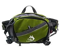 Hasky® Tear-Resistant Nylon Multifunctional Hiking Hand Bag /CrossShoulder Bag/Waist Bag