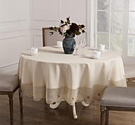 Table Cloths Classical Embroidery Tablecloth 215cm