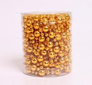 perlas de serie / estrella de las decoraciones de navidad