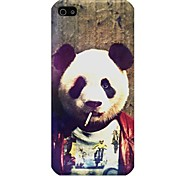 Panda Pattern Back Case for iPhone5/5S