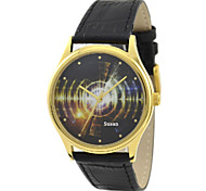 Customized JUST2YOU Citizen Movement Color Ultrasonic 3  Watch