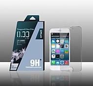 0.33mm otao anti-espion écran en verre trempé film de protection pour l'iphone, plus de 5,5 ''