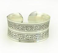 1pcs bracelet en argent n0.3 bijoux mode sculpté