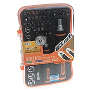 YuanBoTong   JM-6101   53-in-1 Professional Effort Ratchet Screwdriver Tools Kit
