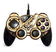 Jetion u5542 usb Dual Shock Controller PC-Computer-Game-Controller