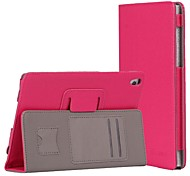 8'' PU Leather with Ultra-thin for Lenovo S8-50 Tablet PC Cover
