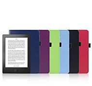 Shy Bear™ 6.8 Inch Original Design Leather Cover Case for Kobo Aura H2O Ebook Assorted Color
