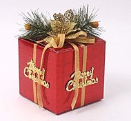 Christmas Gift Package Box Christmas Tree Ornaments