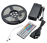 72W 3500K  SMD LED RGB Light Decoration Strip Lights (DC 12V / 5M)