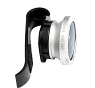 Detachable Clip-on Fish-Eye Lens for iPhone / iPad