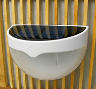 LED Solar Powered Fence Wall Night Lamp