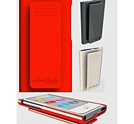 New Hard Candy Case with Belt Clip Skin Cover for Apple iPod Nano 7 7th Gen (Assorted Colors)