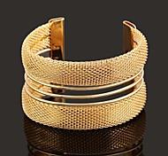 Women's Fashion Quality Open Cuff  Bracelet(More Colors)
