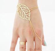 or européen de style laisse bracelets d'anneau de charme