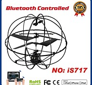 i-control rc 3.5ch helikopter met gyro voor iPhone, iPad en Android I717