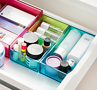 Expandable Junk Drawer Finish Home Nordic Style Boxes Transparent And Classification Storage Box K3164