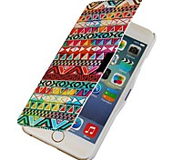 Nation Style Magnetic Flip Full Body Case with Hole for iPhone 6