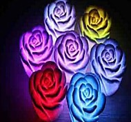 Rose Night Lamp(Colors Random)