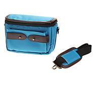 881 Fashional Mini One-shoulder Anti-shock Camera Bag 17*12*10cm