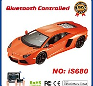 I-control Licensed Bluetooth Lamborghini Car for iPhone, iPad and Android iS680