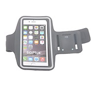 Convenient Outdoor Sports Armband with Transparent Window for iPhone 6 Plus