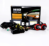 12V 35W H13 Hid Xenon High / Low Conversion Kit 8000K