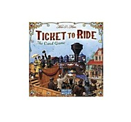 Ticket to Ride Fun Board Game for Family.
