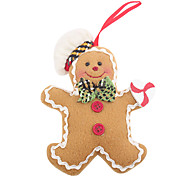 Gingerbread Man Christmas Hang Act Gifts