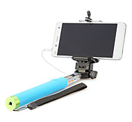 Wired Handheld Monopod for Selfprotrait