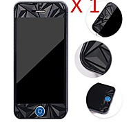 3D Diamond Front + Back  Screen Protector for iPhone 5/5S (1 PCS)