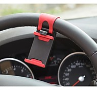 3pcs Hot Sell Universal Car Steering Wheel Mobile Phone Holder For Samsung iPhone Phone Holder