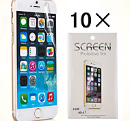 New Edition High Quality Screen Protector for Iphone 6 4.7'' (10 PCS)