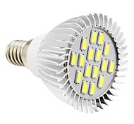 Focos LED E14 4W 16 SMD 5730 280 LM Blanco Fresco AC 100-240 V