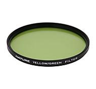 Nature 86mm Yellow-green Panchromatic Filter