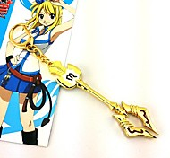 Fairy Tail Lucy Celestial Spirit Gate Scorpio Golden Mental Key