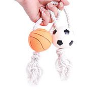 juguete de baloncesto para perros y gatos
