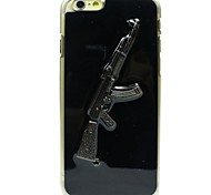 Cool Gun Pattern Case for iPhone 6