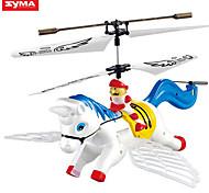 SYMA s2 3ch afstandsbediening pegasus rc helikopter met gyro kinderen geschenken