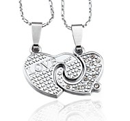 Crazy Love Couples Necklace