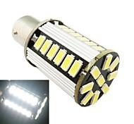 1156 39x5730SMD  Canbus 8W  6500K -7000K  White Light LED Bulb for Car (12-24V,2pcs)