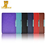 Shy Bear™ Magnet Closure Style Slim Smart PU Leather Cover Case for Kobo Touch Multi Color