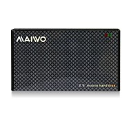 "MAIWO 2.5"" USB 3.0 SATA HDD Enclosure with OTB function K252BU3"