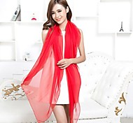 Women Chiffon Scarf,Cute / Party / Work / Casual