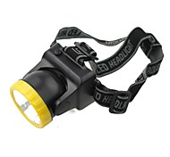 LED Light Cap Stretch Headband for Mountaineer Fishing Camping