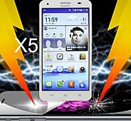 Ultimate Shock Absorption Screen Protector for Huawei Honor 3X (5 PCS)