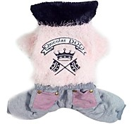 Winter Warm Clothing for Dogs (Assorted Colors,Sizes)