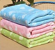 Toalha Ducha Têxtil Multi funções / Ecológico / Desenhos Animados / Presente