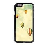 Fire Balloon Design Aluminium Hard Case for iPhone 6