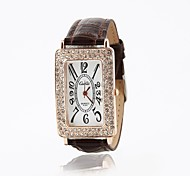 Personalized Fashionable Women's Watch Fashion Diamante Pattern